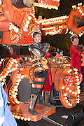 Swarm Force by Ramblers Carnival Club, winners of the  Glastongury Carnival 2013