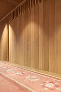 Harold Lee Room, Pembroke College, New Build on completion March 2013. Oxford, UK