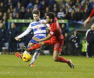 Reading v Blackburn Rovers 201215