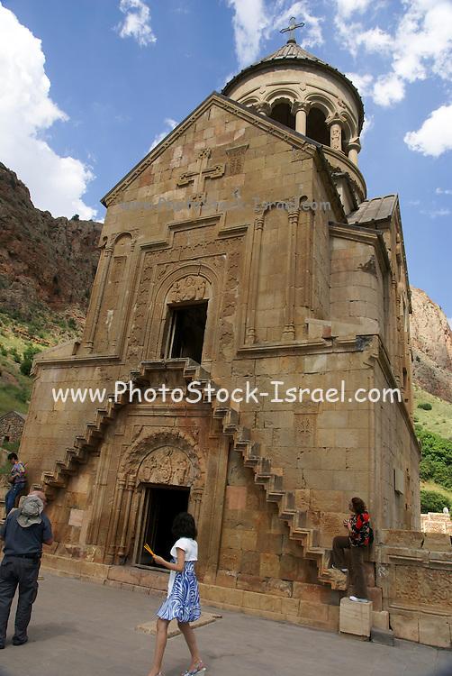 Armenia, Noravank Monastery a 13th century Armenian Apostolic Church monastery,