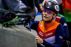 14-01-2018 DUI: ISU European Short Track Championships 2018 day 3, Dresden<br /> Jorien ter Mors NED #141