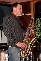 An evening of jazz with the Jon Lorentz Trio at Patrick's Pub and Eatery.