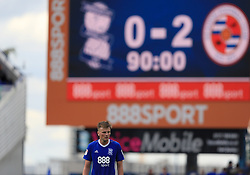 Stephen Gleeson of Birmingham City looks dejected - Mandatory by-line: Paul Roberts/JMP - 26/08/2017 - FOOTBALL - St Andrew's Stadium - Birmingham, England - Birmingham City v Reading - Sky Bet Championship