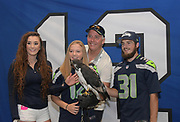 Aug 25, 2017; Seattle, WA, USA; during a NFL football game at CenturyLink Field.