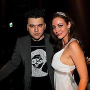 NLD/Hilversum/20100424 -  Playboy Night at the Mansion, dj Chew Fu