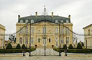 Chateau Labegorce in Margaux. Medoc, Bordeaux, France