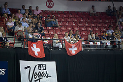 Fuchs Martin, (SUI), SG Future<br /> Longines FEI World Cup™ Jumping Final III round 1<br /> Las Vegas 2015<br />  © Hippo Foto - Dirk Caremans<br /> 19/04/15