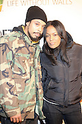 l to r: Bazaar Royale and DJ Beverly Bond at the Common Celebration Capsule Line Launch with Softwear by Microsoft at Skylight Studios on December 3, 2008 in New York City..Microsoft celebrates the launch of a limited-edition capsule collection of SOFTWEAR by Microsoft graphic tees designed by Common. The t-shirt  designs. inspired by the 1980's when both Microsoft and and Hip Hop really came of age, include iconography that depicts shared principles of the technology company and the Hip Hop Star.