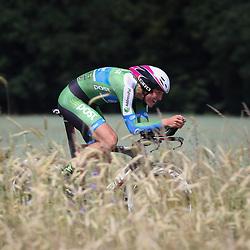21-06-2017: Wielrennen: NK Tijdrijden: Montferland  s-Heerenberg (NED) wielrennen  <br /> Beloften <br /> Bas Tietema Zwolle AnPost