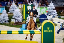 Bost, Roger Yves (FRA) mit Sydney Une Prince<br /> Genf - CHI Rolex Grand Slam 2017<br /> © www.sportfotos-lafrentz.de