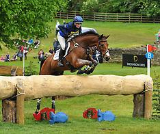 Zara Phillips - Horse Trials - England 2012