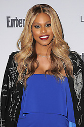 Laverne Cox bei der 2016 Entertainment Weekly Pre Emmy Party in Los Angeles / 160916<br /> <br /> ***2016 Entertainment Weekly Pre-Emmy Party in Los Angeles, California on September 16, 2016***