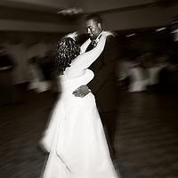 JLW Reception, First Dances