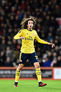 Matteo Guendouzi (29) of Arsenal during the The FA Cup match between Bournemouth and Arsenal at the Vitality Stadium, Bournemouth, England on 27 January 2020.