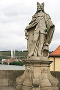 Würzburg Residence. Wurzburg, Bavaria, Germany