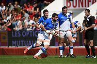 Rodrigo Capo Ortega  - 09.05.2015 - Toulon / Castres  - 24eme journee de Top 14 <br />Photo :  Alexandre Dimou / Icon Sport