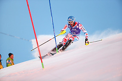 17.11.2013, Levi Black, Levi, FIN, FIS Ski Alpin Weltcup, Levi, Slalom, Herren, 1. Durchgang, im Bild Steve Missillier (FRA) // Steve Missillier of France in action during 1st run of mens Slalom of FIS ski alpine world cup at the Levi Black course in Levi, Finland on 2013/11/17. EXPA Pictures © 2013, PhotoCredit: EXPA/ Gunn/ Takusagawa<br /> <br /> *****ATTENTION - OUT of GBR*****