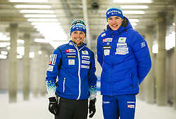 during the training before start of olympic season 2021/2022, on 09.06.2021 in Nordic ski center Planica, Slovenia. Photo by Urban Meglič / Sportida