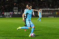 Hiroki Sakai of Marseille during the Ligue 1 match between Angers and Marseille at Stade Jean Bouin on December 22, 2018 in Angers, France. (Photo by Eddy Lemaistre/Icon Sport)
