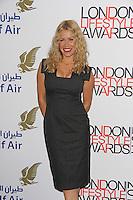 Melinda Messenger, London Lifestyle Awards 2014, The Troxy, London UK, 08 October 2014, Photo By Brett D. Cove