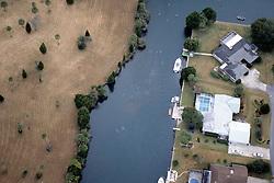 Aerials Of Manatees
