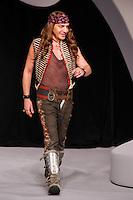 John Galliano walks the runway  at the Christian Dior Cruise Collection 2008 Fashion Show