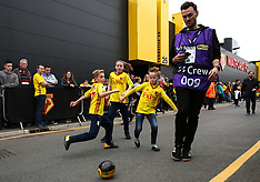 Watford v Arsenal - 14 Oct 2017