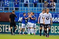 Fotball , 27 August , Norgesmesterskapet, NM Kvartfinale , Cup , Molde - Kristiansund , Erling Braut Håland utligner<br /> <br />  , Foto: Marius Simensen, Digitalsport