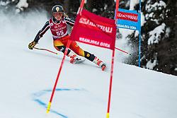 Valerie Grenier (CAN) during the Ladies' Giant Slalom at 57th Golden Fox event at Audi FIS Ski World Cup 2020/21, on January 16, 2021 in Podkoren, Kranjska Gora, Slovenia. Photo by Vid Ponikvar