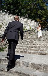 Wedding. (Photo by Vid Ponikvar / Sportal Images)