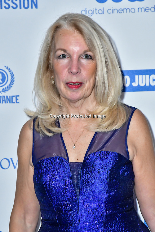 Amanda Neville attends the 22nd British Independent Film Awards at Old Billingsgate on December 01, 2019 in London, England.