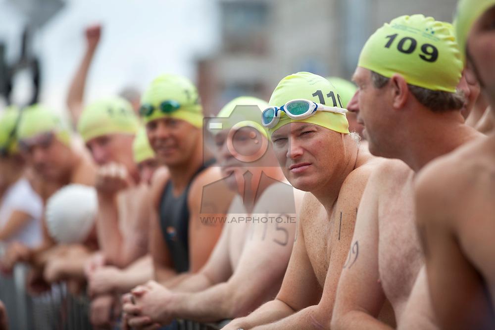 92nd Dublin City Liffey Swim, sponsored by Dublin City Council. Picture Jason Clarke Photography