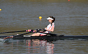 Caversham  Great Britain.<br /> Fran RAWLINS<br /> 2016 GBR Rowing Team Olympic Trials GBR Rowing Training Centre, Nr Reading  England.<br /> <br /> Tuesday  22/03/2016 <br /> <br /> [Mandatory Credit; Peter Spurrier/Intersport-images]