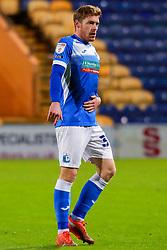 Luke James of Barrow - Mandatory by-line: Ryan Crockett/JMP - 27/10/2020 - FOOTBALL - One Call Stadium - Mansfield, England - Mansfield Town v Barrow - Sky Bet League Two