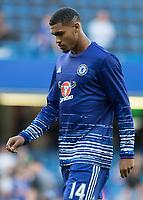 Football - 2016/2017 Premier League - Chelsea V West Ham United. <br /> <br /> Rueben Loftus-Cheek of Chelsea at Stamford Bridge.<br /> <br /> COLORSPORT/DANIEL BEARHAM