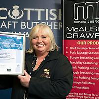 Scottish Craft Butchers Sausage Awards