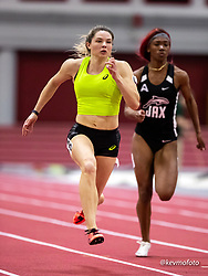 Harvard University<br /> Crimson Elite Indoor track & field meet<br /> women 60m qualifying, Asics, , asics,