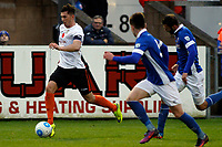 Mark Ross. Nuneaton Town Football Club 1-1 Stockport County Football Club, Vanarama National League North, 12.11.16.