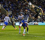 Reading v Leicester City 140414