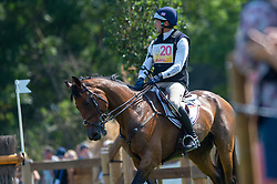 William Coleman (USA) & OBOS O'Reilly - DHL Prize - Eventing Cross Country - CHIO Aachen 2018 - Aachen, Germany - 21 July 2018