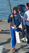 Amsterdam. NETHERLANDS. GBR M8+. Tom RANSLEY. 2014 FISA  World Rowing. Championships.  De Bosbaan Rowing Course . 08:40:32  Thursday  21/08/2014  [Mandatory Credit; Peter Spurrier/Intersport-images]