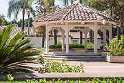 Gazebo at Veteran's Freedom Park