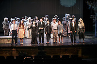 Addams Family Musical at Norwood High in Norwood MA September 2018