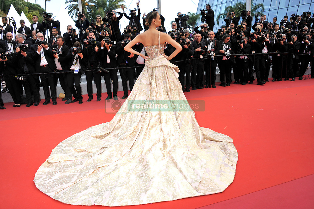 Natasha Polyattending The Gangster, The Cop, The Devil premiere, during the 72nd Cannes Film Festival attending the Oh Mercy! premiere, during the 72nd Cannes Film Festival.