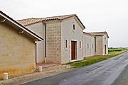 Chateau Certan de May de Certan winery building  Pomerol  Bordeaux Gironde Aquitaine France