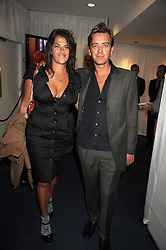 TRACEY EMIN and SCOTT DOUGLAS at the GQ Men of the Year Awards held at the Royal Opera House, London on 2nd September 2008.<br /> <br /> NON EXCLUSIVE - WORLD RIGHTS