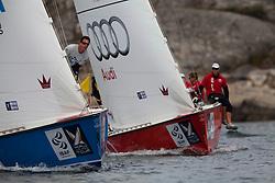 Williams v Rahm. Photo: Dan Ljungsvik