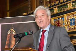 © Licensed to London News Pictures. 18/07/2017. LONDON, UK.  JOHN BERCOW, Speaker of the House of Commons at a Pink News parliamentary reception to celebrate the 50th anniversary of decriminalisation on homosexuality, held at Speaker's House in the Palace of Westminster in London.  Photo credit: Vickie Flores/LNP