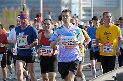 17.04.2011, AUT, Vienna City Marathon 2011, im Bild das Feld der Marathonläufer, EXPA Pictures © 2011, PhotoCredit: EXPA/ G. Holoubek