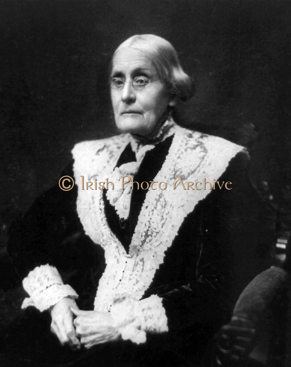 Susan B. Anthony 1908. Unknown